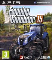PS3 Farming Simulator 15