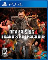 PS4 Dead Rising 4 Franks Big Package (nová)