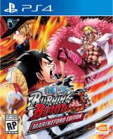 PS4 One Piece - Burning Blood