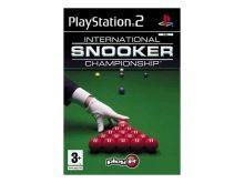 PS2 International Snooker Championship - Biliard