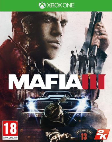 Xbox One Mafia 3 (CZ)
