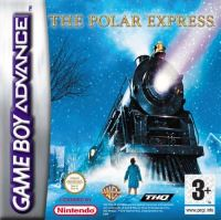 Nintendo GameBoy Advance The Polar Express