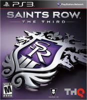 PS3 Saints Row The Third
