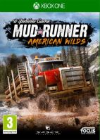 Xbox One Mudrunner American Wilds Edition: a Spintires Game