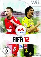Nintendo Wii FIFA 12 2012