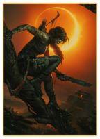 Plakát Tomb Raider (nový)