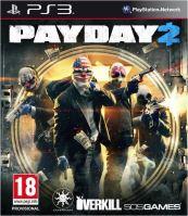 PS3 Payday 2 (nová)