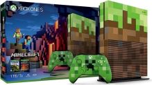 Xbox One S 1TB Edícia Minecraft