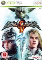 Xbox 360 SoulCalibur 4 (bez obalu)