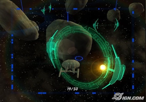 PS2 Star Trek - Encounters