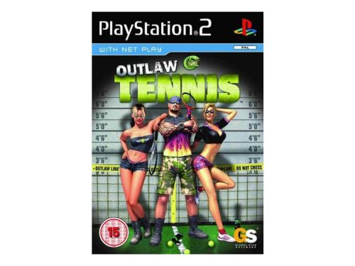PS2 Outlaw Tennis