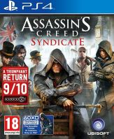 PS4 Assassins Creed Syndicate (CZ) (nová)