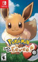 Nintendo Switch Pokémon Lets Go Eevee!