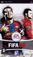 PSP FIFA 08 2008 (DE) (Bez obalu)