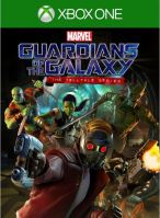 Xbox One Marvel Guardians of the Galaxy: The Telltale Series (nová)