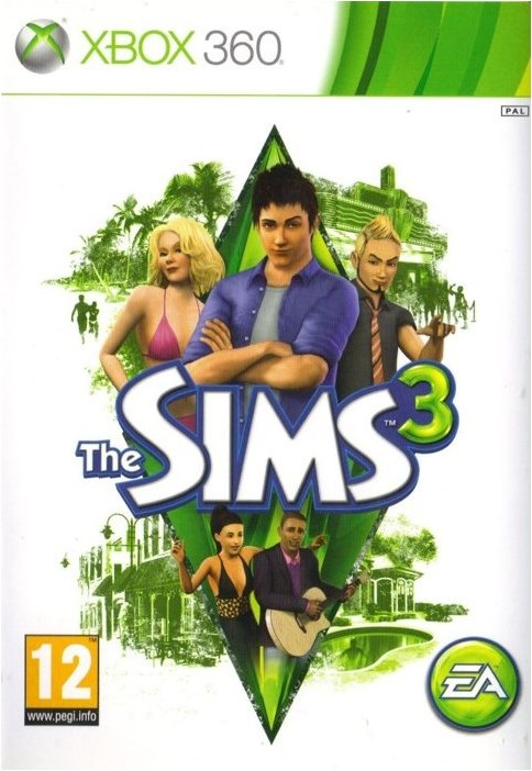 Xbox 360 The Sims 3