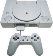 PlayStation 1 Fat - SCPH 1002 - prvá verzia