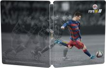 Steelbook - PS3, PS4, Xbox One FIFA 16 - Fifa 2016