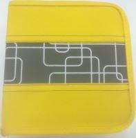 Puzdro na CD / DVD - 10ks, žlté