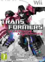 Nintendo Wii Transformers: Cybertron Adventures