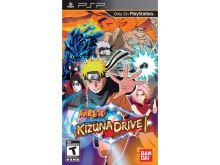 PSP Naruto Kizuna Drive