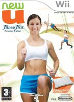 Nintendo Wii NewU Fitness First Personal Trainer