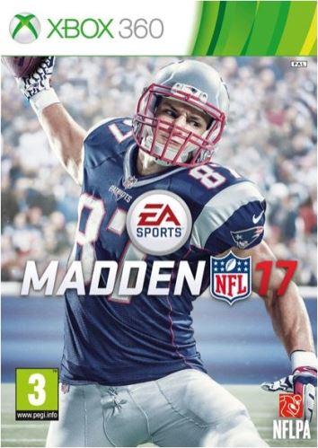 Xbox 360 Madden NFL 17 2017