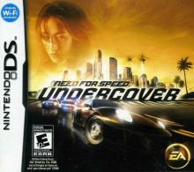Nintendo DS NFS Need For Speed Undercover (Bez obalu)