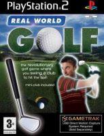 PS2 Gametrak Real World Golf