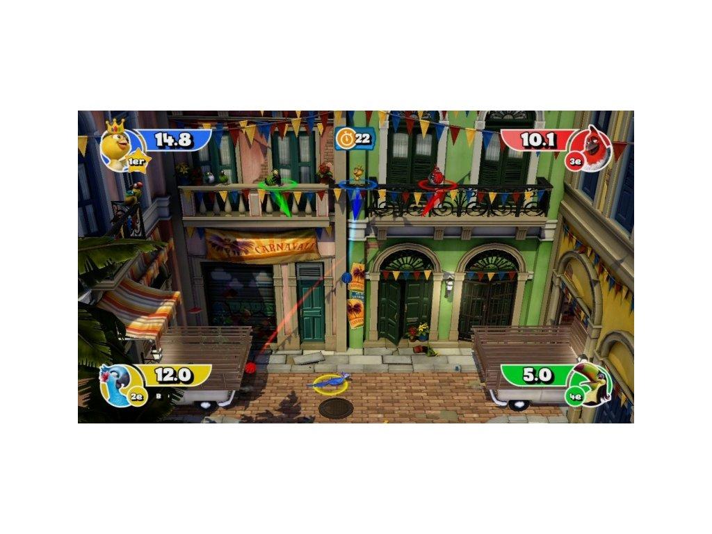 Xbox 360 Rio + Bonus 3 mini hry