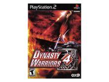 PS2 Dynasty Warriors 4 (DE)