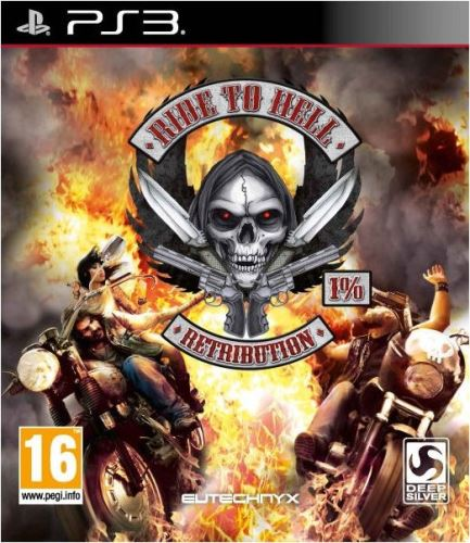 PS3 Ride To Hell Retribution