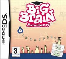 Nintendo DS Big Brain Academy