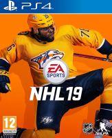 PS4 NHL 19 2019 (CZ)