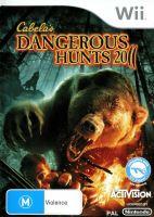 Nintendo Wii Cabelas Dangerous Hunts 2011 (nová)