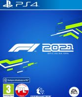 PS4 F1 2021 (nová)