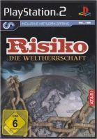 PS2 Risk - Global Domination