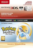 Voucher Nintendo 3DS Pokemon Silver