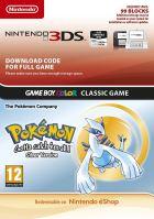 Voucher Nintendo 3DS Pokémon Silver