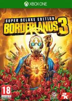 Xbox One Borderlands 3 Super Deluxe Edition (nová)