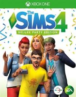 Xbox One The Sims 4 Deluxe Party Edition (nová)