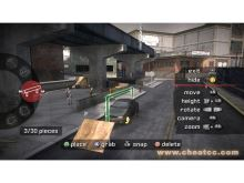 PS2 Tony Hawks Proving Ground (DE)