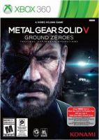 Xbox 360 Metal Gear Solid 5 Ground Zeroes (nová)
