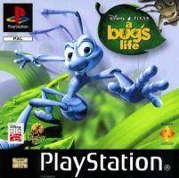 PSX PS1 Disney's A Bug' s Life - Život Chrobáka