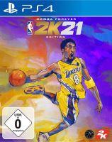 PS4 NBA 2K21 Mamba Forever Edition (nová)
