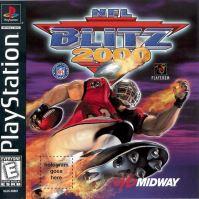 PSX PS1 NFL Blitz 2000