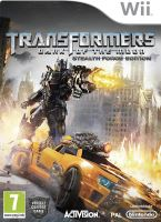 Nintendo Wii Transformers Dark of the Moon - Stealth Force Edition