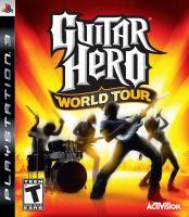 PS3 Guitar Hero World Tour (iba hra)