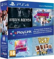 PS4 Playlink Hidden Agenda + Knowledge is Power + SingStar + Thats You (CZ) (nová)