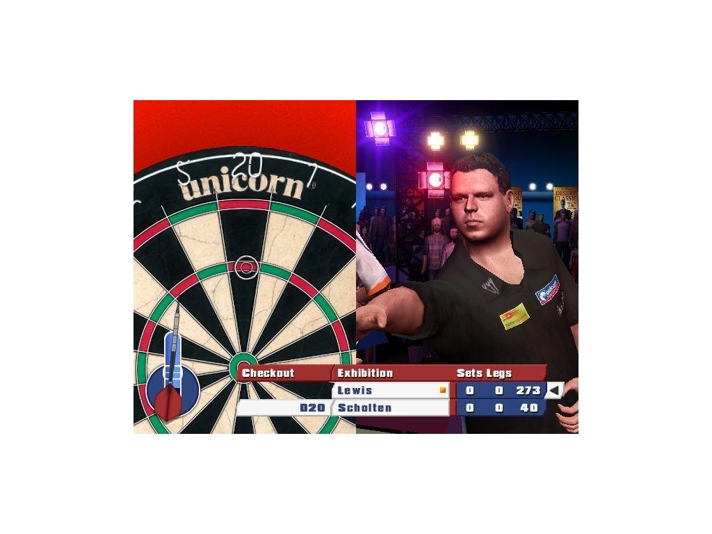 PS2 PDC World Championship Darts
